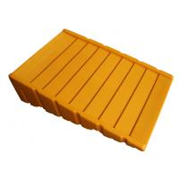 Quality Longlife Spill Pallet Ramp 30cm Platform Ramp Logo Customized Available for sale