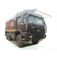 Quality HOWO All Wheels Drive  Off Road 6X6 Anti-riot Police Water Cannon Truck Customizing for sale