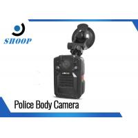 2PCS 1950mAh Battery Powered Cops Wearing Body Cameras IR Night Vision