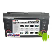 Quality Android 4.2.2 Car DVD Car Sereo GPS Navigation for Mazda 3 GPS Auto Radio 1.6GHz CPU WiFi for sale