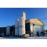Quality ASU Air Gas Separation 500KW Liquid Nitrogen Plant for sale