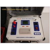 Buy cheap GDHL Contact Resistance Tester for Circuit Breaker from wholesalers