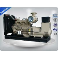Open Power Generator Set Diesel / Sounproof Three Phase Diesel Generator