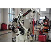 China Gantry - hanging Welding Robotic Arm for Stainless Steel / Aluminum on sale