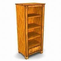 Quality Audio Rack and Bookcase, Various Designs are Available, Measures 640 x 480 x 1,460mm for sale