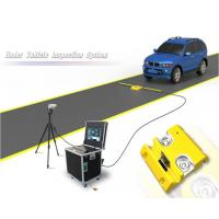 Quality High Automation Under Vehicle Surveillance System , Under Vehicle Monitoring System for sale