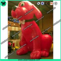 Quality Dog's Foods Promotion Inflatable,Pet's Food Advertising Inflatable Cartoon,Inflatable Dog for sale