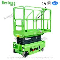 Quality Portable Industrial Mini Self Propelled Lift For Painting, Cleaning for sale