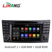 Quality BT Camera Canbus Mirror Link Mercedes Benz DVD Player 16GB ROM ST TDA7388 for sale