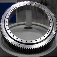 Quality large size excavator tower crane cross roller slewing bearing Sk260-8 Slewing Bearing for Excavator Kobelco for sale