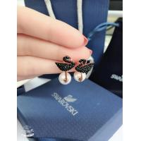 Quality Black swan after hanging earrings female Europe and the United States simple atmospheric earrings earrings for sale