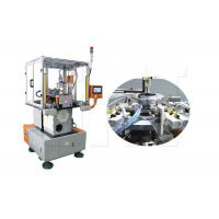 Buy cheap Automatic Stator Needle Winding Machine For Printer BLDC Motor Stator OD 140mm from wholesalers