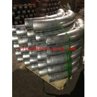Quality TOBO STEEL Group galvanized steel bend for sale