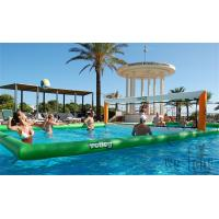Quality inflatable water game/giant size inflatable aqua water park/inflatable water field for sale