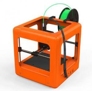 China Portable Mini 3D Printer Digital Printer Machine PLA Filament Support on sale