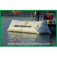 China Commercial PVC Inflatable Water Toys , Advertisement Inflatable Water Sports on sale