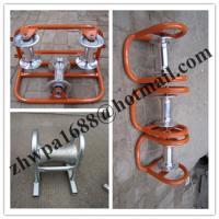 Quality Corner Roller With Plug-In Hinges,Cable Guide ,Cable Laying ,Corner Roller for sale