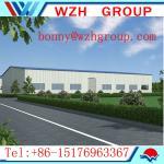 Quality Prime construction design steel structure warehouse/ workshop for sale