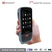 China Cheap Price of Honeywell Handheld Barcode Scanner Android 5.1 with NFC on sale