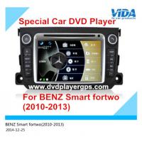 Quality Car dvd player for Benz Smart Fortwo (2010-2013) for sale