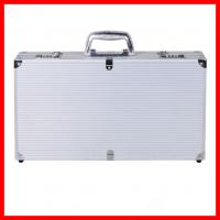 Quality Silver Aluminum Briefcase Mechanic Tool Box for sale