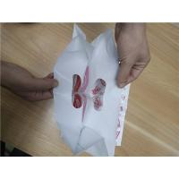 China Biodegradable Custom Printed Packaging Bags Garment Shopping Bags 265x360mm on sale