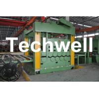 Quality 3 - 12mm * 2200mm Steel Coil Cut To Length Machine Line With Automatic Control System for sale