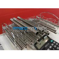 Buy cheap X6CrNiNb18-10 1.4550 Stainless Steel Instrument Tubing , Gas Industrial Tubing from wholesalers