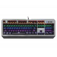 Quality AULA SI-2039 Rainbow Gaming Keyboard Anti-ghosting 450.5L× 163.7W ×42H ±0.5mm Size for sale