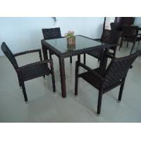Quality Rattan Dining Set / Rattan Chair (BZ-D001) for sale