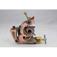 Quality Latest vesion 10 coils new Shader Liner Stainless Steel Custom Tattoo Machine kit for sale