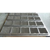 Quality High Performance Egg Carton TrayMould For Molded Pulp Packaging Machinery for sale