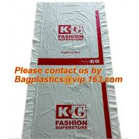 China customized size polythene garment cleanBIODEGRADABLE COMPOSTABLE CORN STARCH OXO-BIODEGRADABLE ECO FRIENDLY GEEN PACKAGE on sale
