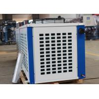 Buy R404a Piston Air Cooled Condensing Unit , Bitzer Screw Compressor Unit at wholesale prices