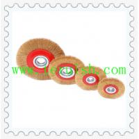 Crimped Wire Flat Wheel Brushes for Machinery TRC06