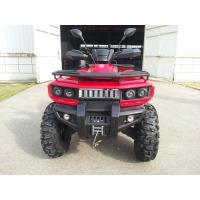 Quality Red CDI Four Wheel 4x4 Utility ATV Bike JA 400AUGS-1 , CVT Transmission and Speed Meters/Winch for sale