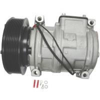 China Denso 10PA17C 8PK 145mm 12V PN#AN221429 AH169875 Air Conditioning Compressor fit New John Deere Tractor RE46609 SE501459 on sale