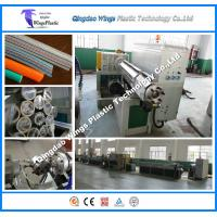 Quality Plastic Braided Pipe Making Machinery, PVC Garden Hose Extrusion Line on Sale for sale