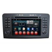 Quality Android DVD Player GPS BENZ ML GL Car Multimedia Navigation System BT IPOD TV Radio for sale