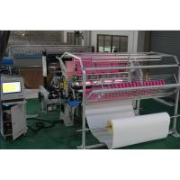 Buy cheap 1.6 Meters Duvet Single Head Quilting Machine Low Maintenance 3.5KW Rating Power from wholesalers