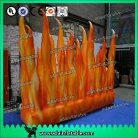 Quality Holiday Event Party Decoration Inflatable Flame Replica for sale