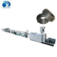 Quality PE PP PVC pipe making machine line/ Electrical cable product pipe making machine for sale
