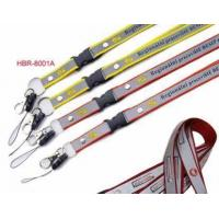 Quality Cell Phone Strap,Woven Lanyard,Reflective for sale