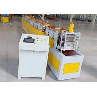 Quality 300H Beam Hydraulic Mold Gutter Making Machine 18 Stations 0.3-0.8mm Thickness for sale