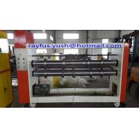 Quality Side Moving Paper Slitting Machine To Cut Edge Slit Size Customized for sale