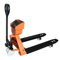 Quality Hand Operated Forklift Truck Scales Rated Loading Capacity 1000kg for sale