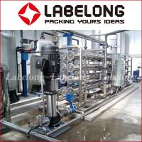 Buy cheap Stainless Steel Reverse Osmosis Water Filteration System For Sea Water Treatment from wholesalers