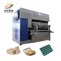Quality Paper Egg Tray Manufacture Machinery Molding   Egg Tray Making Machine Price for sale