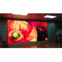 Quality High Flexibility Led Electronic Display Screen , Indoor Front Service Led Display for sale