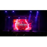 Quality Advertising Full Color Indoor Led Display Screen P4 1920HZ 10000 Hours Lifespan for sale